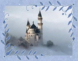 замок ковена магов